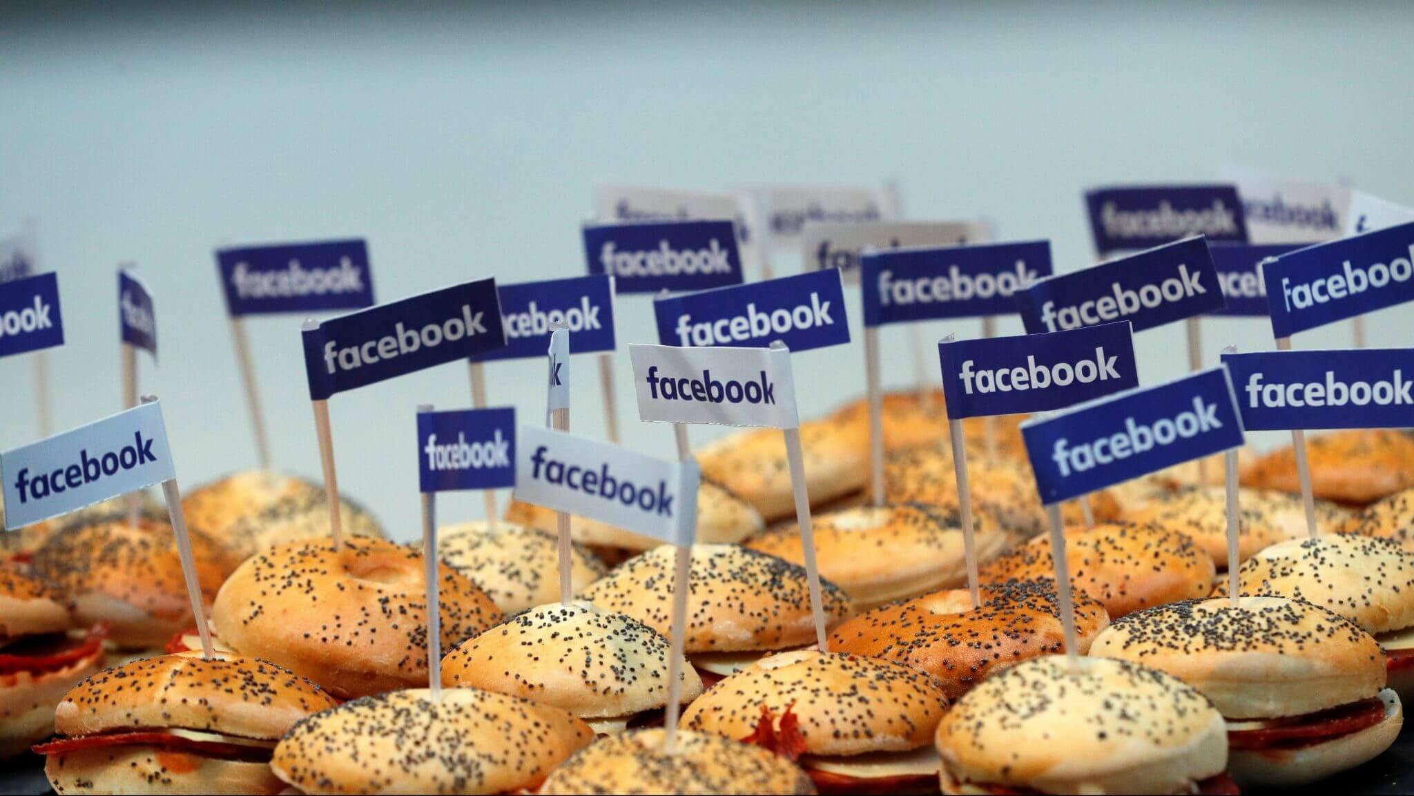 facebook mini burgers e1507912166386 - Usuários nos EUA agora podem pedir comida pelo Facebook