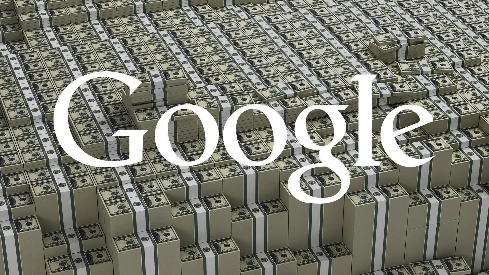 Pagar com Google