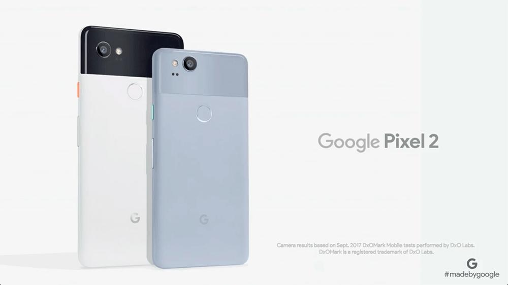Google pixel 2 capa