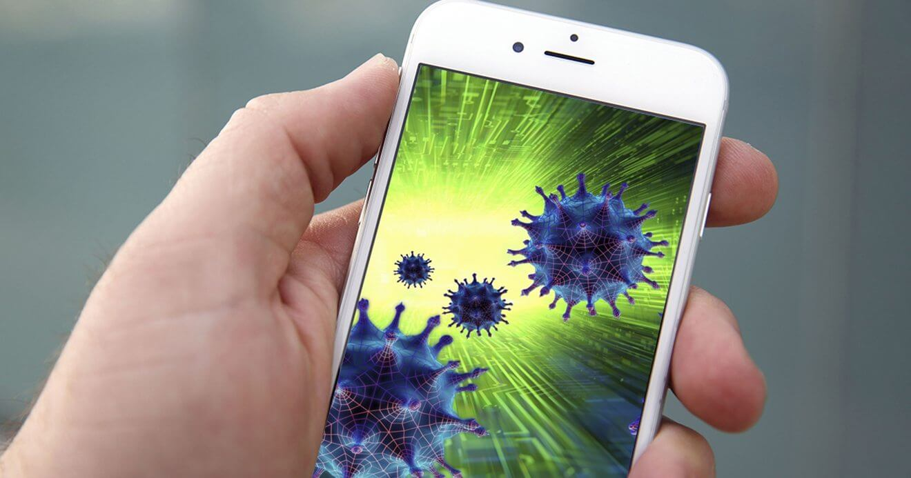 Iphone precisa de antivírus