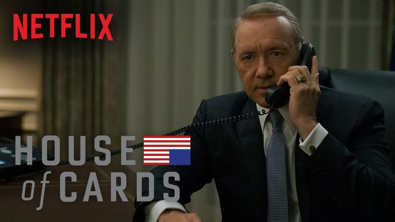 Netflix cancela House of Cards após polêmica envolvendo Kevin Spacey