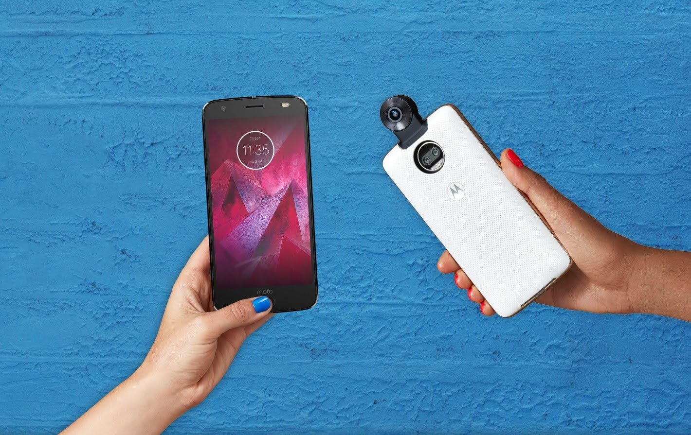moto snap - Motorola lança no Brasil o Moto Snap 360 Câmera