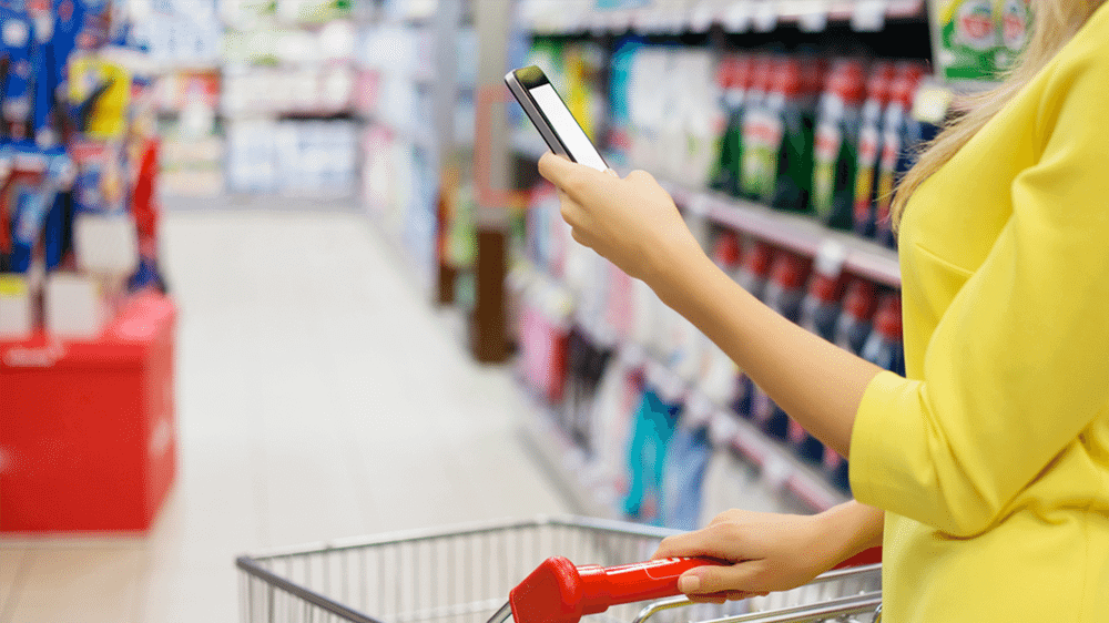 Supermercado: vale a pena comprar pelo app? 4