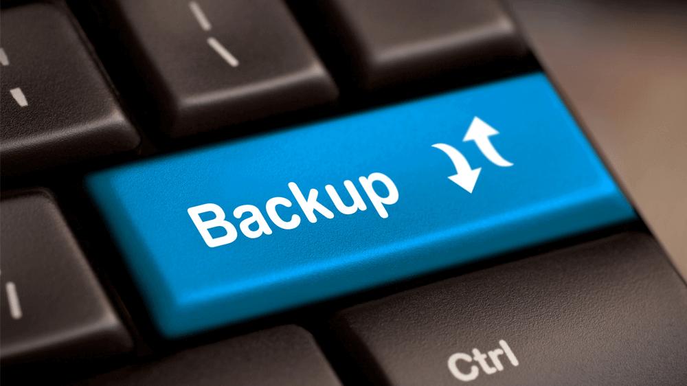 showmetech como fazer backup capa