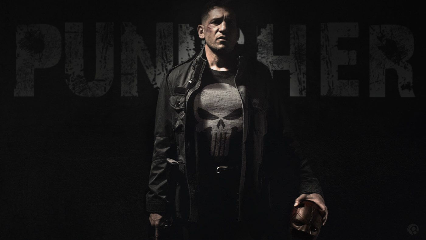 The punisher 6