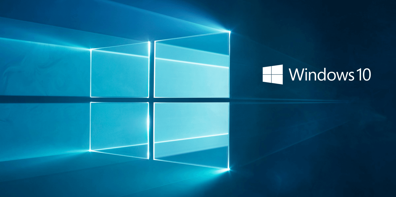 windows 10 logo tekst