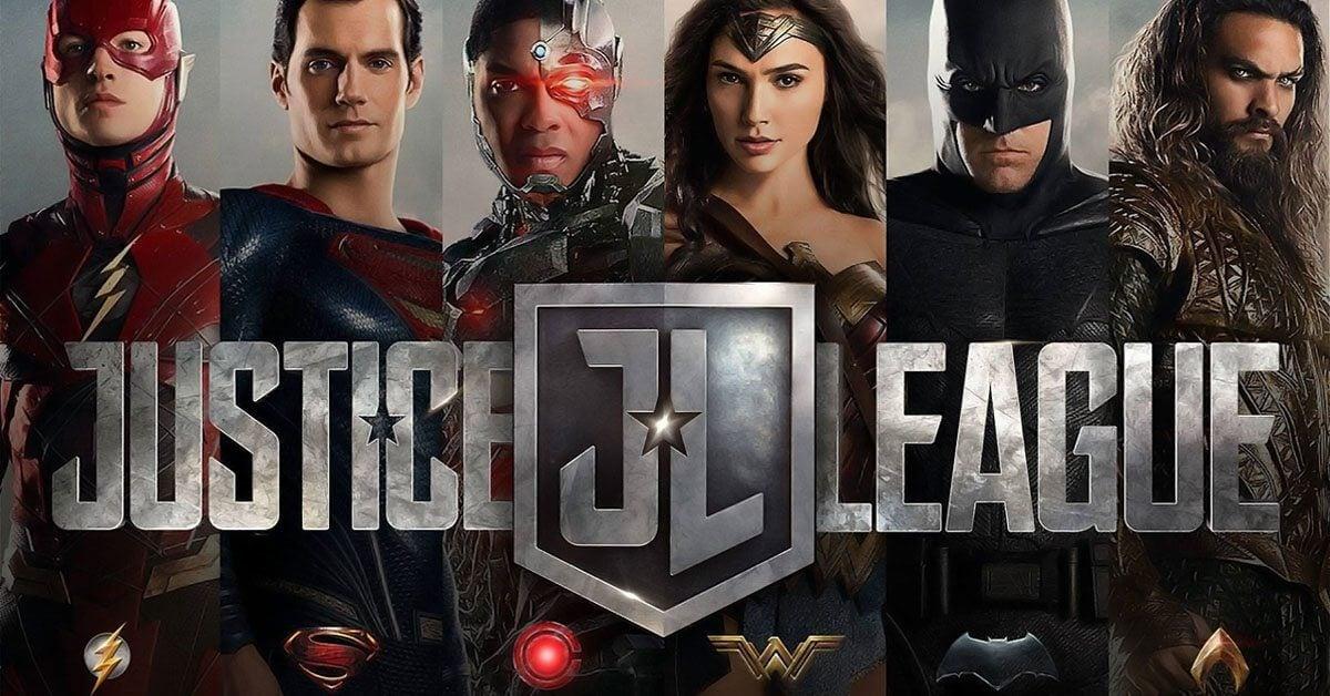 Regravação do filme Liga da Justiça