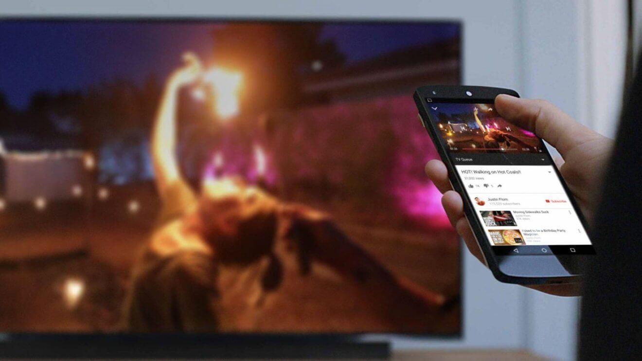 Como transmitir a tela do celular para a TV