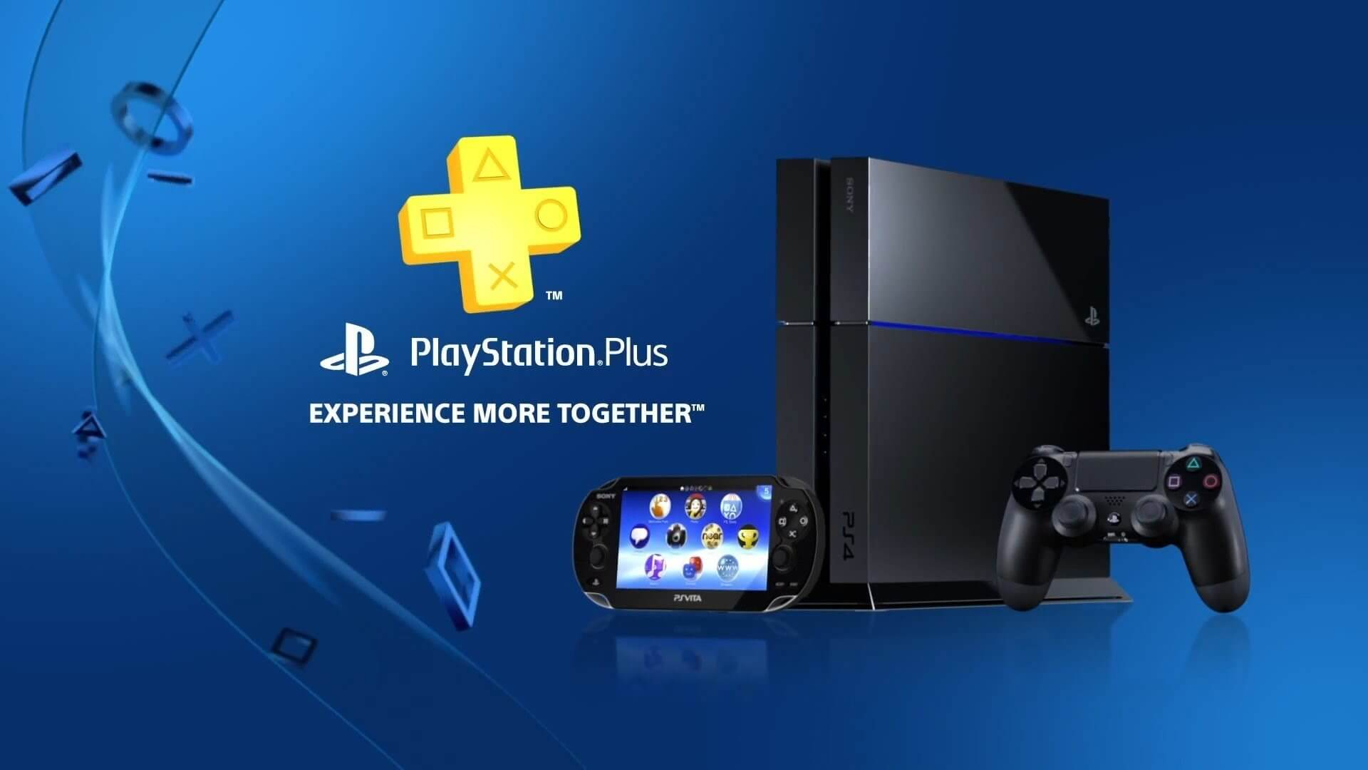 Your playstation plus subscription comes with free games each month
