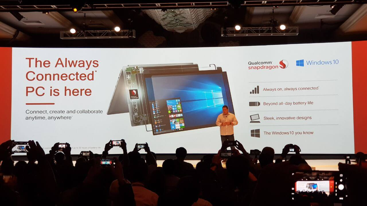 Qualcomm Summit: ASUS e HP apresentam notebooks com Snapdragon 835