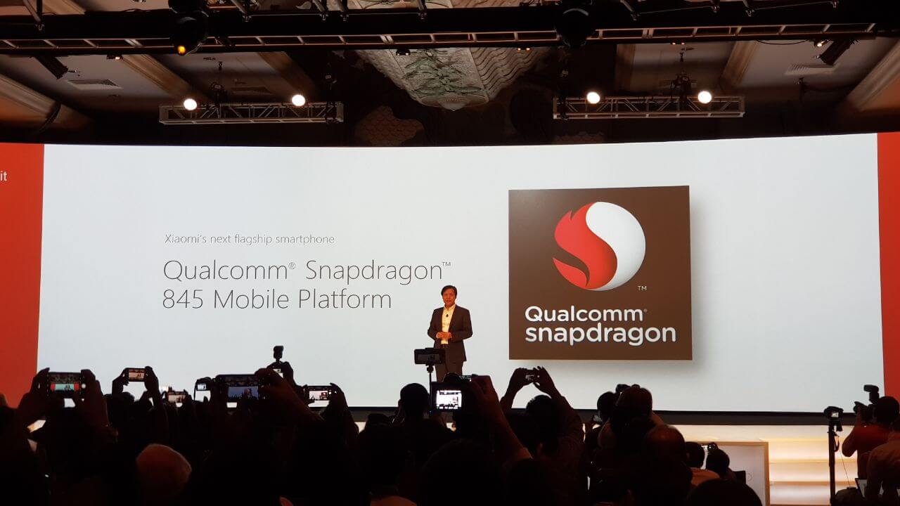 Qualcomm Summit: Snapdragon 845 é apresentado