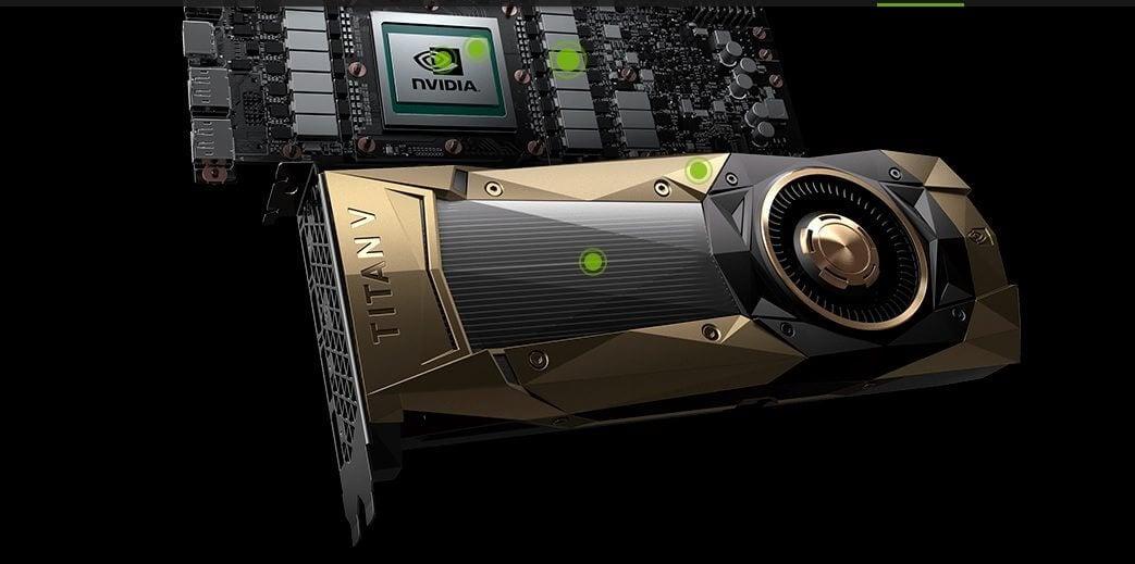 Nvidia Titan V é a nova placa de vídeo mais poderosa do mundo