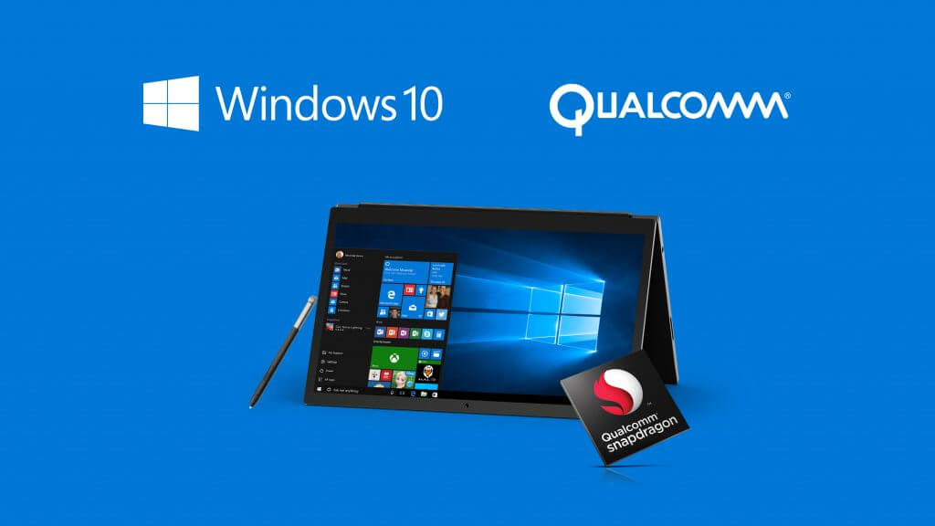Windows10 Qualcomm Snapdragon 1024x576