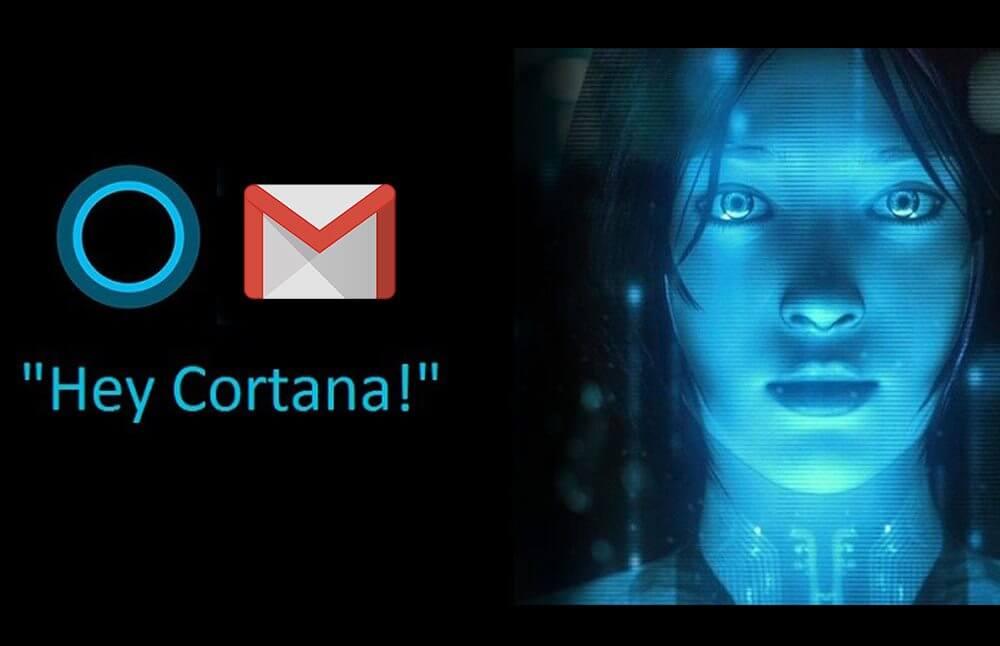 Microsoft libera integração da Cortana com o Gmail