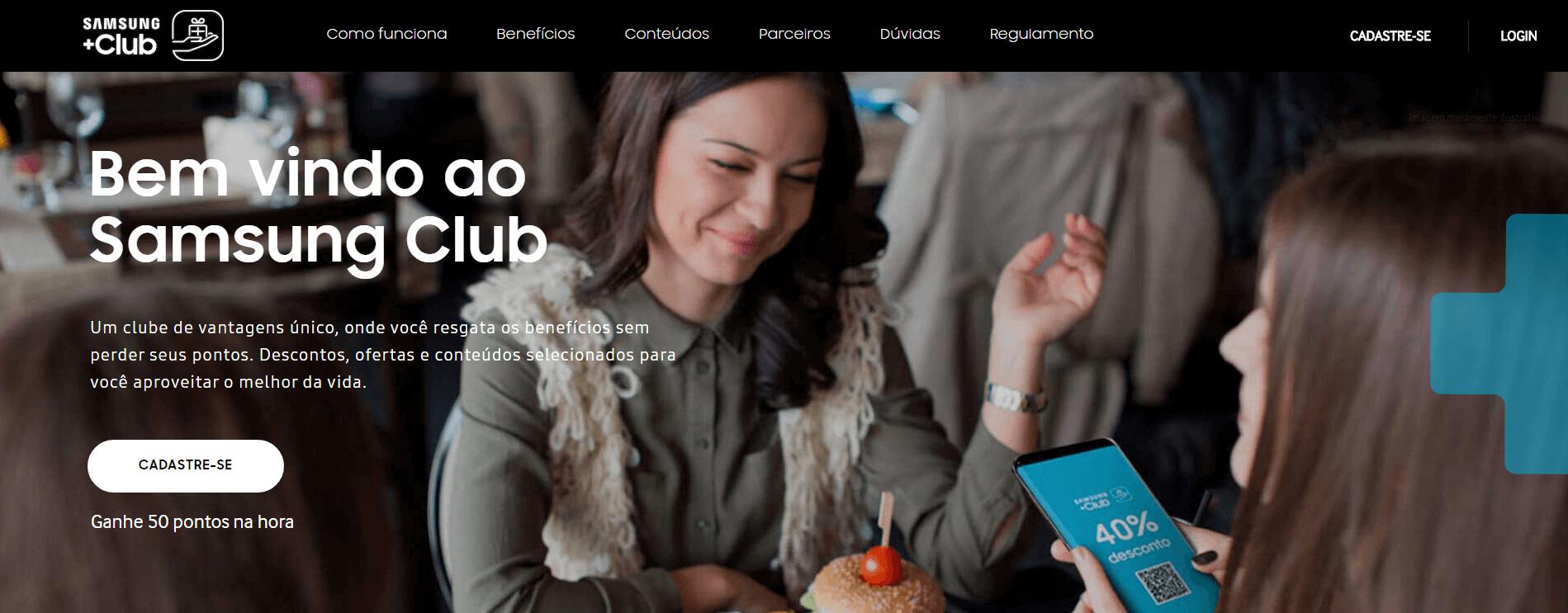 Samsung club oferece descontos para você aprender novas línguas