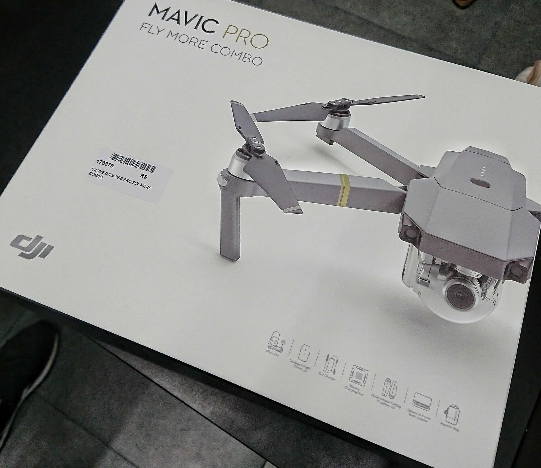 27046994 10157470630838312 588700969 o - DJI lança primeira loja no Brasil com sorteio de drones