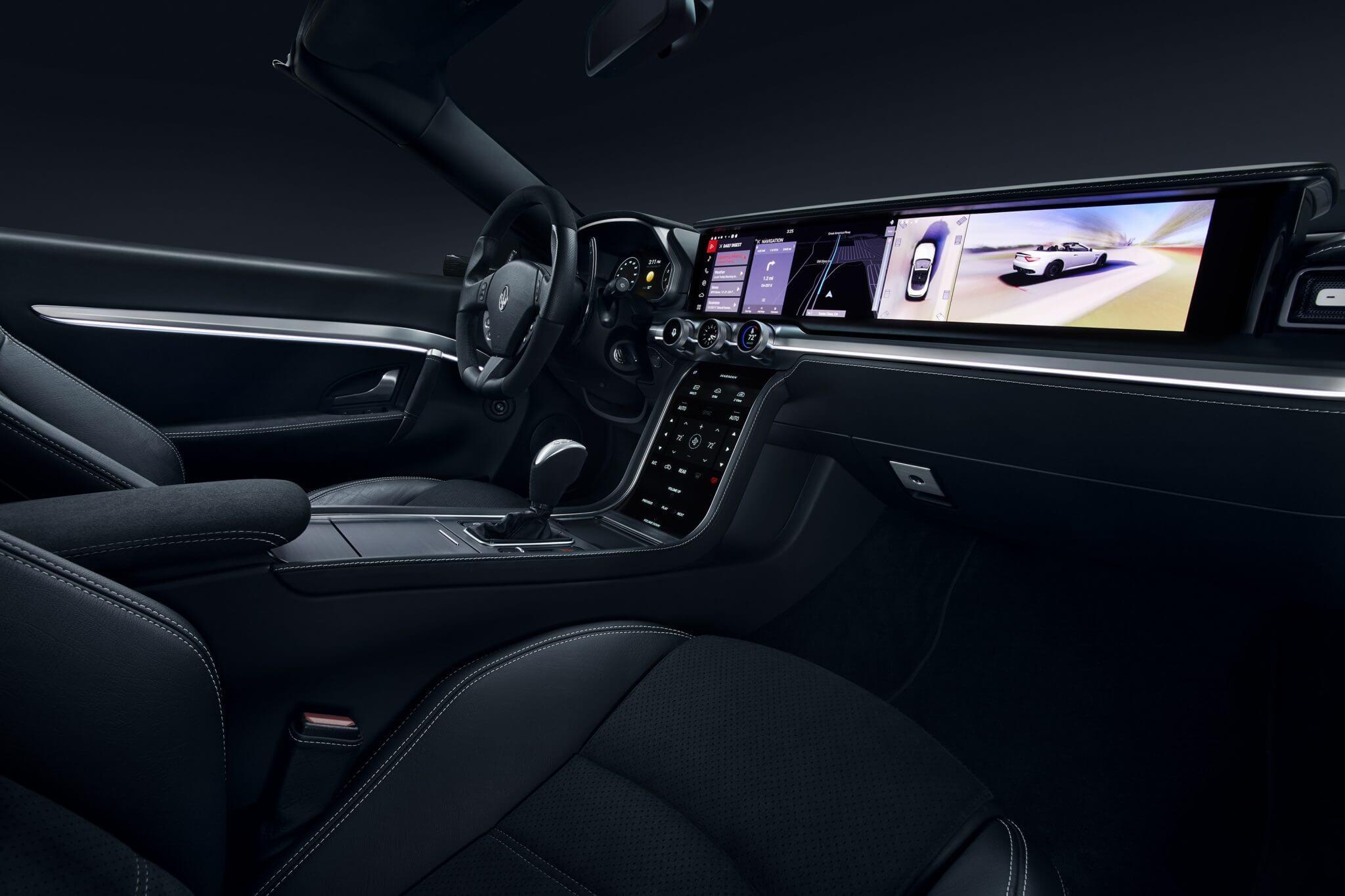 CES 2018: Samsung revela um painel digital para carros inteligentes