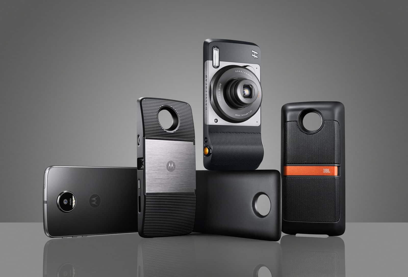 Vazamentos da Motorola revelam as especificações do Moto G6, Moto X5 e Moto Z3