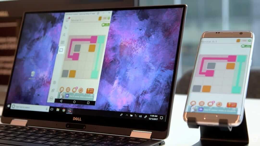 CES 2018: Dell lança aplicativo que permite controlar smartphone com o PC