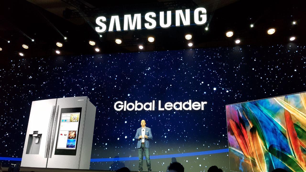 CES 2018: Resumo de tudo apresentado na conferência da Samsung