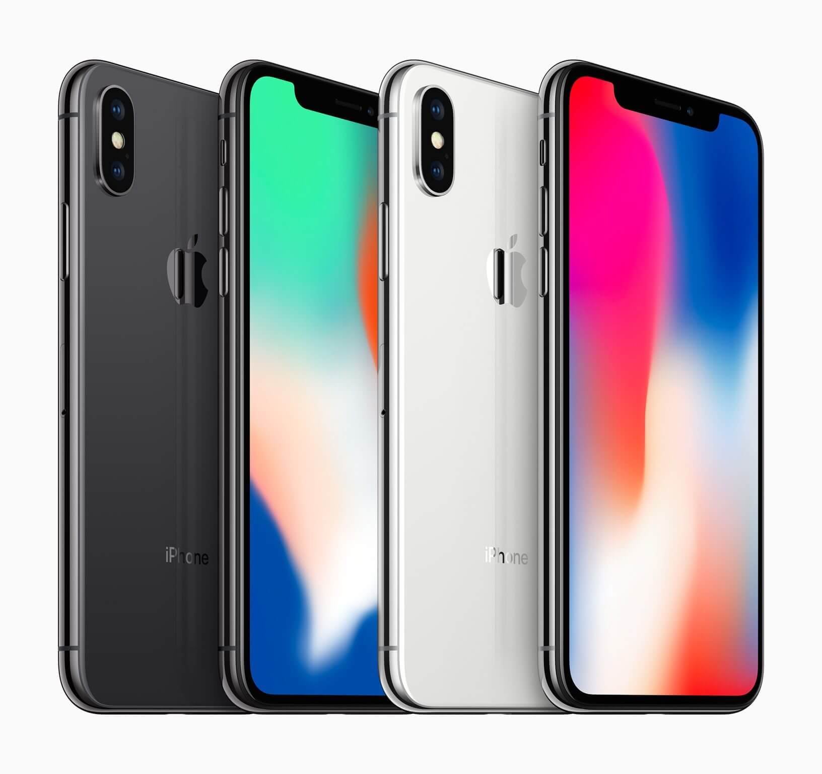 Iphone x family line up 1