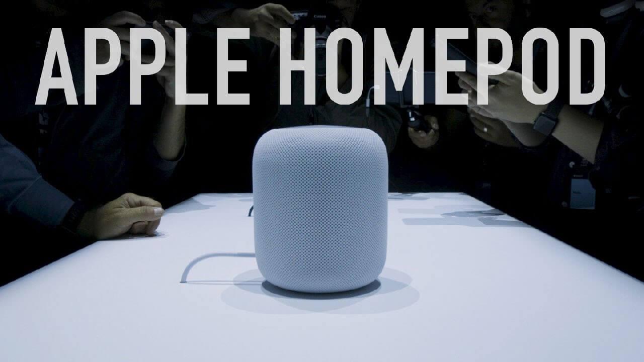 Apple começará a vender o HomePod nesta sexta-feira 4