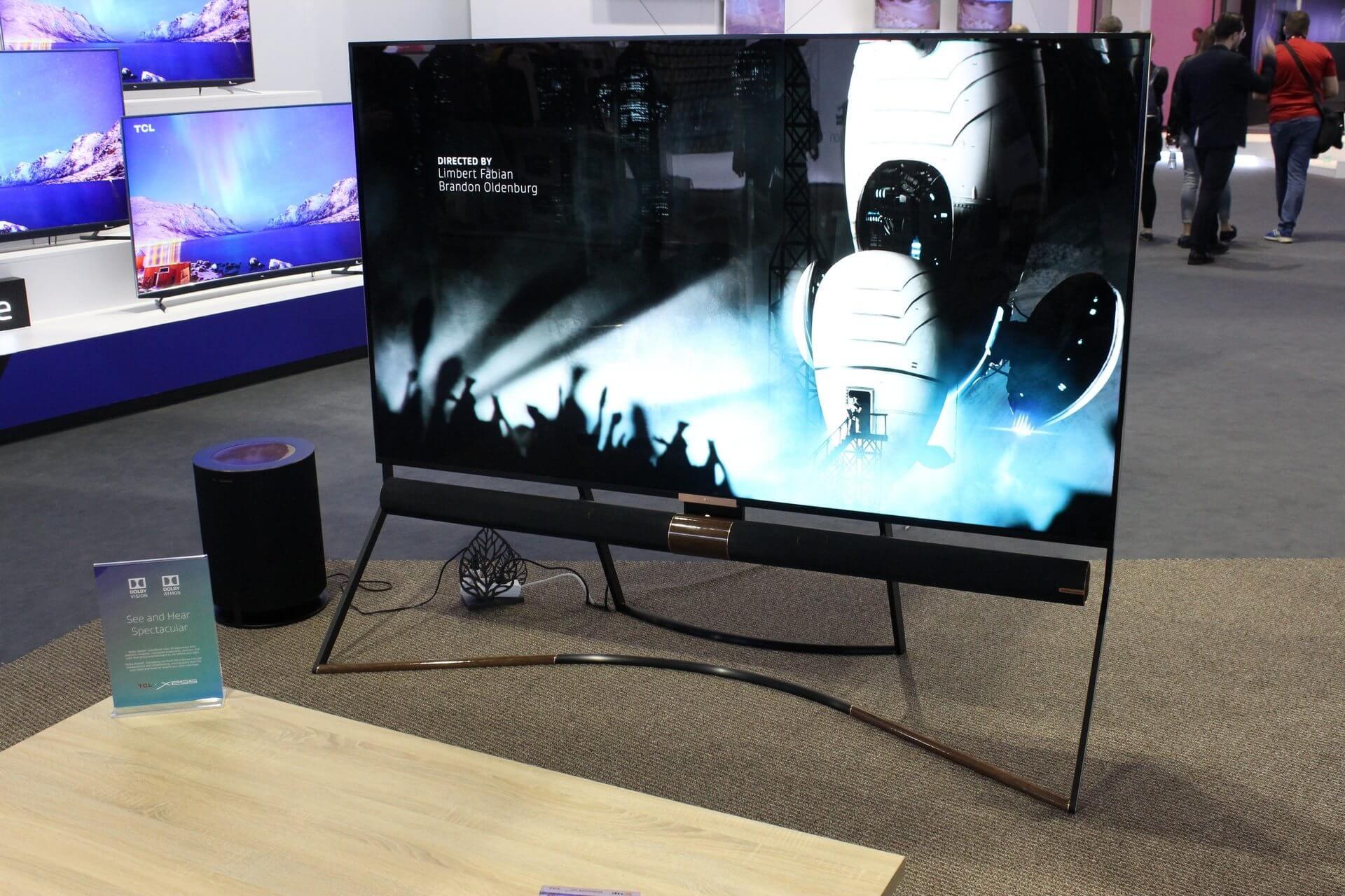 CES 2018: TCL lançará no Brasil TV QLED 4K de 85 polegadas por R$ 100 mil