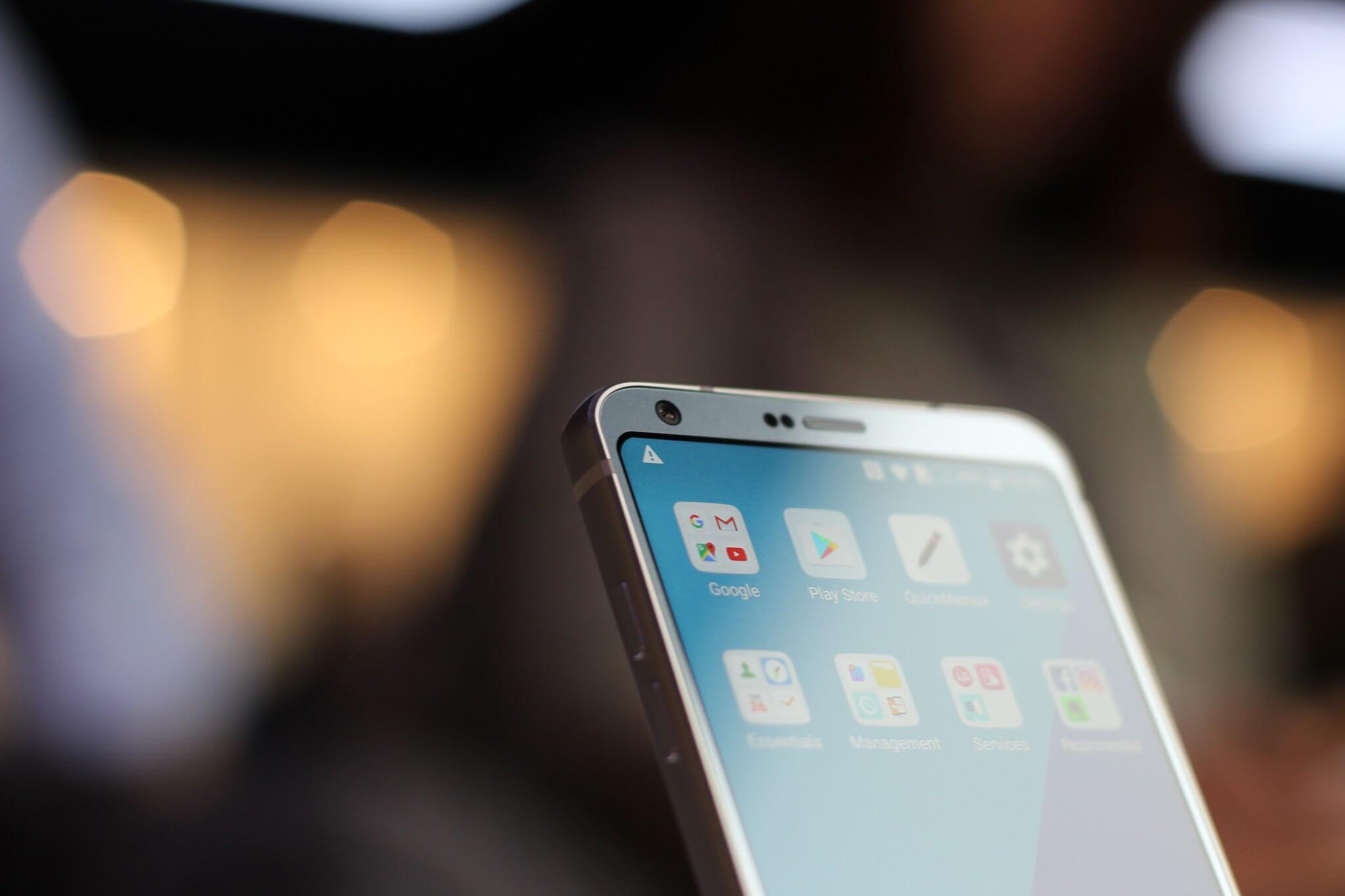 03 - Chega ao Brasil LG G6 com 64 GB de armazenamento interno
