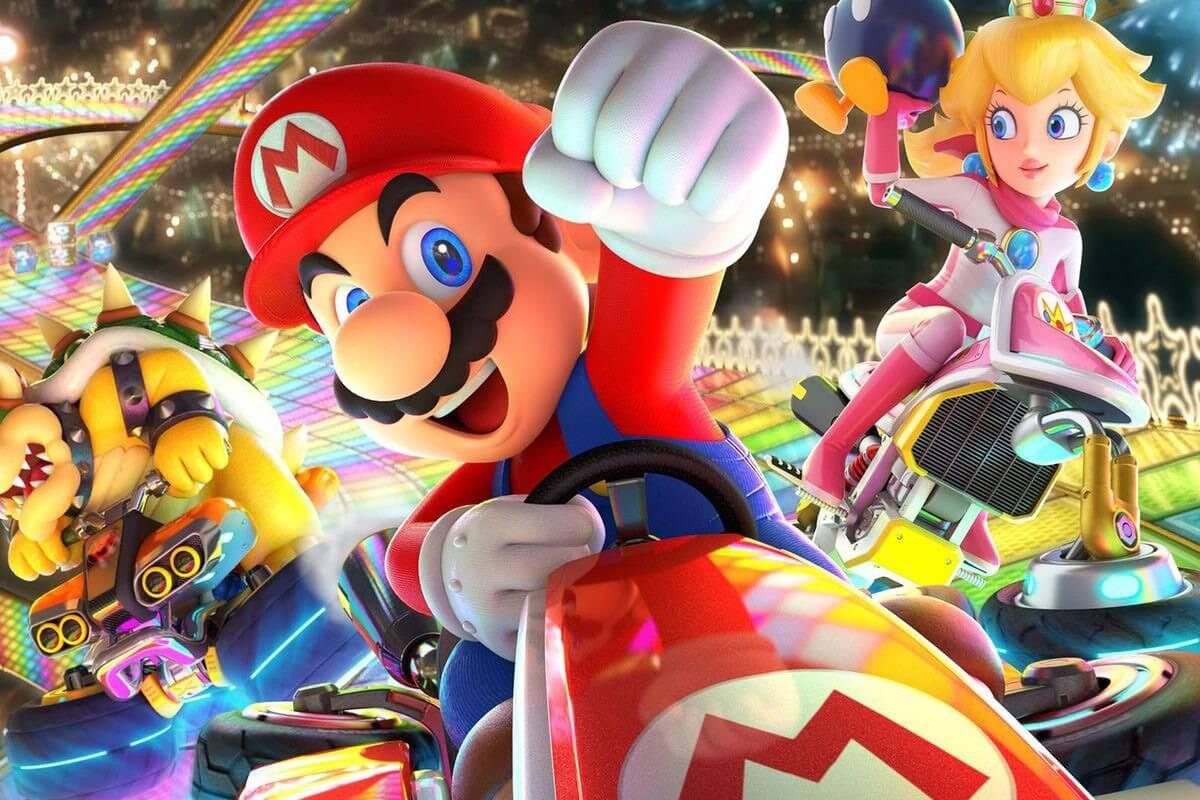 Nintendo anuncia Mario Kart Tour para dispositivos móveis