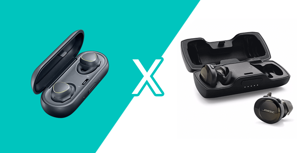 Comparativo: Samsung Gear IconX vs Bose SoundSport Free