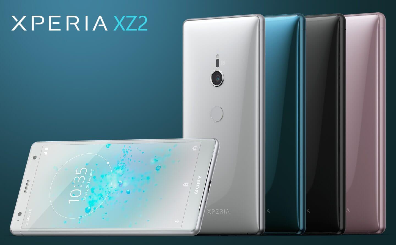 HANDS-ON: Primeiras impressões dos Xperia XZ2 e Xperia XZ2 Compact