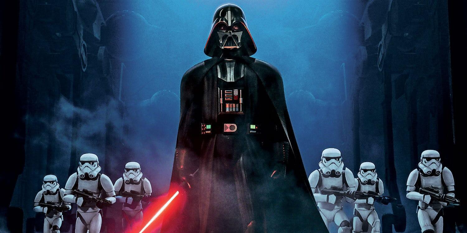 Star Wars Rebels Darth Vader - Entenda o que é a linha de tempo canônica de Star Wars