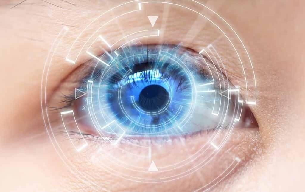 Lentes de contato biônicas tornam sua visão 3 vezes melhor