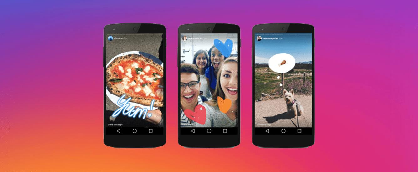 Instagram começa a mostrar quem tirou print dos seus Stories