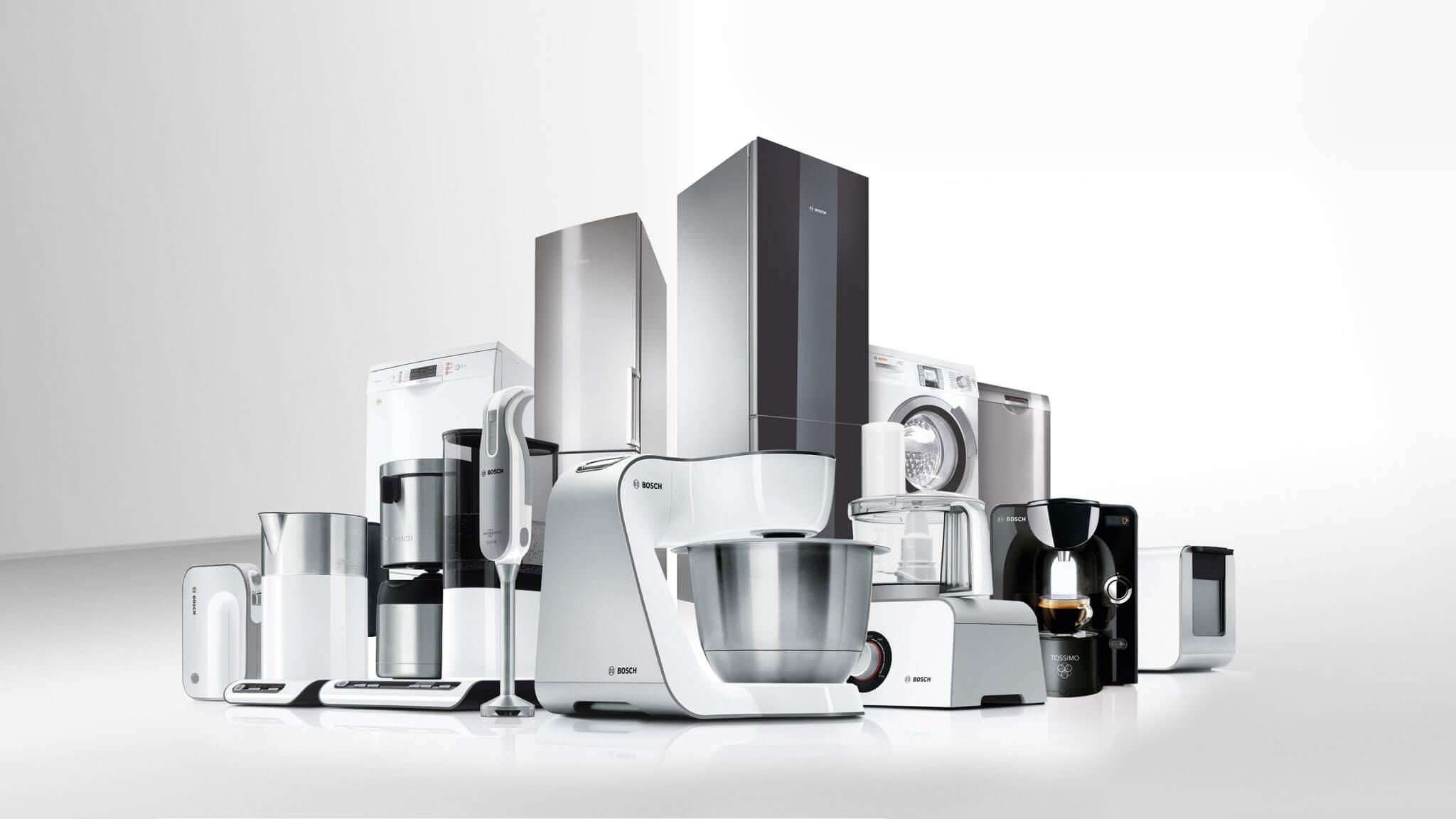 home appliances range