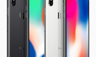 iPhone X family line up