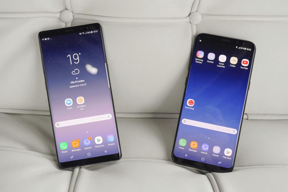 Samsung Galaxy S8 começa a ser atualizado para o Android 8.0 Oreo