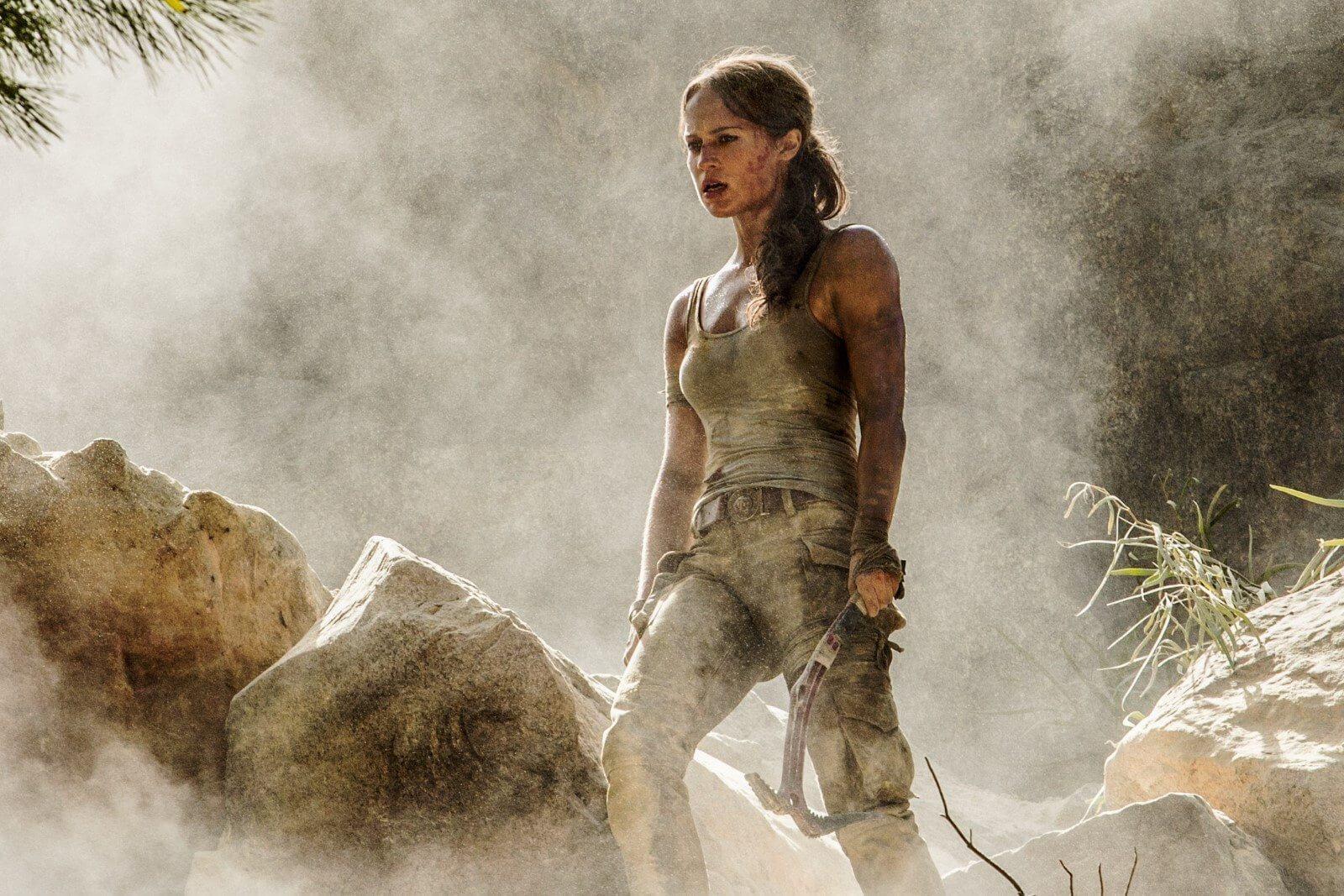 Crítica: Tomb Raider, uma merecida adaptação à Lara Croft 2