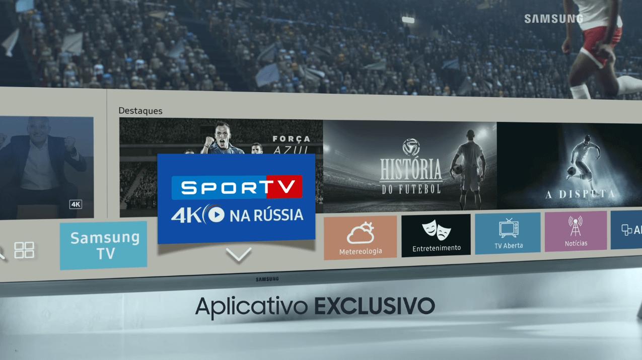 Samsung SporTV 4K