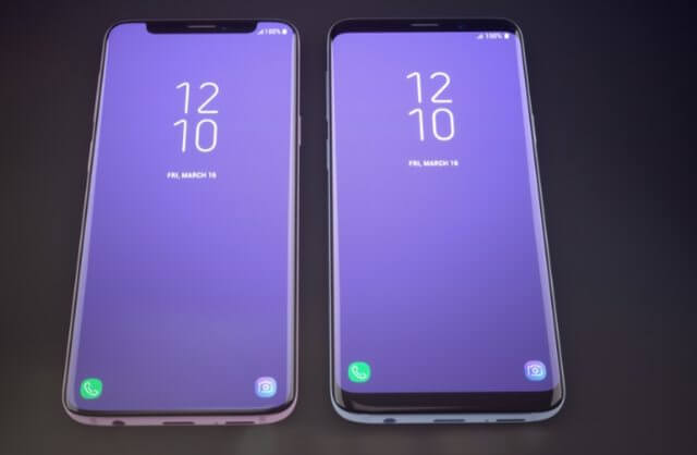 galaxy02 - Assim seria o Galaxy S9 se ele tivesse o notch do iPhone X