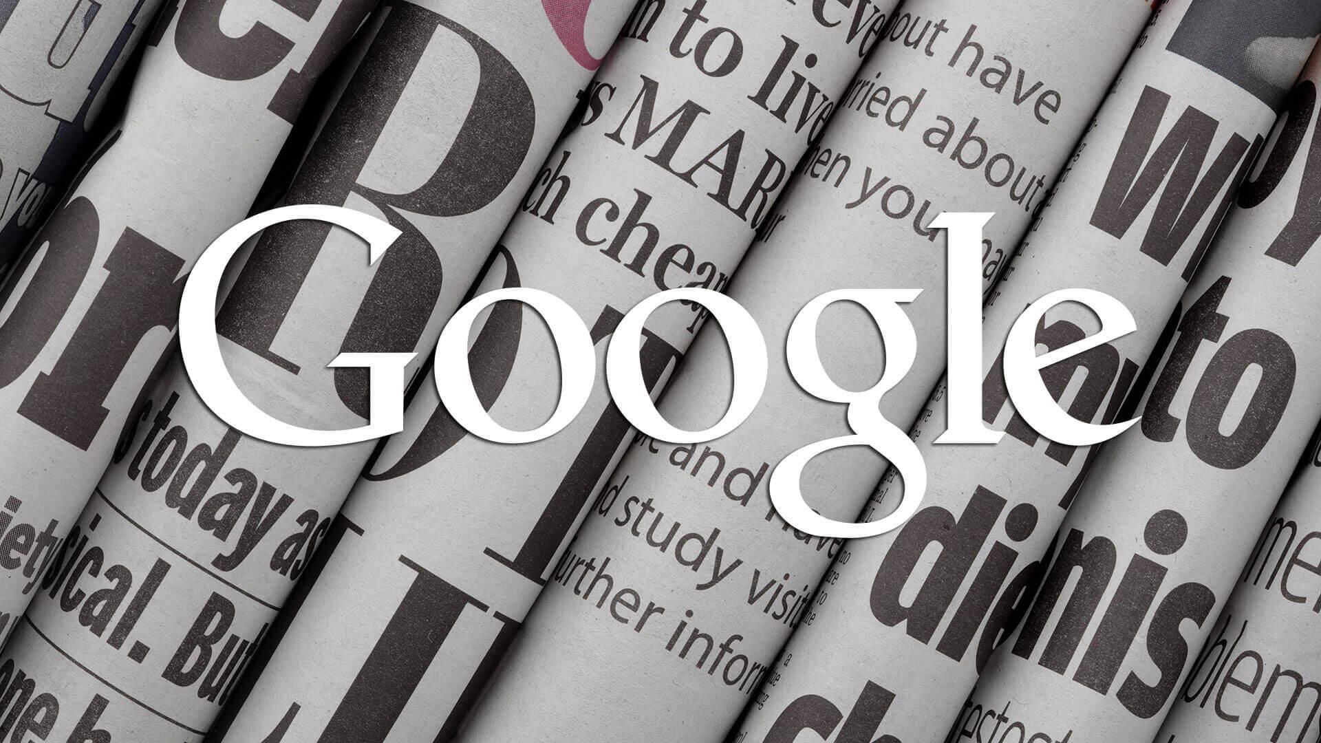 google news ss 1920 - Adeus notícias falsas: Google News Initiative irá fortalecer jornalismo de qualidade