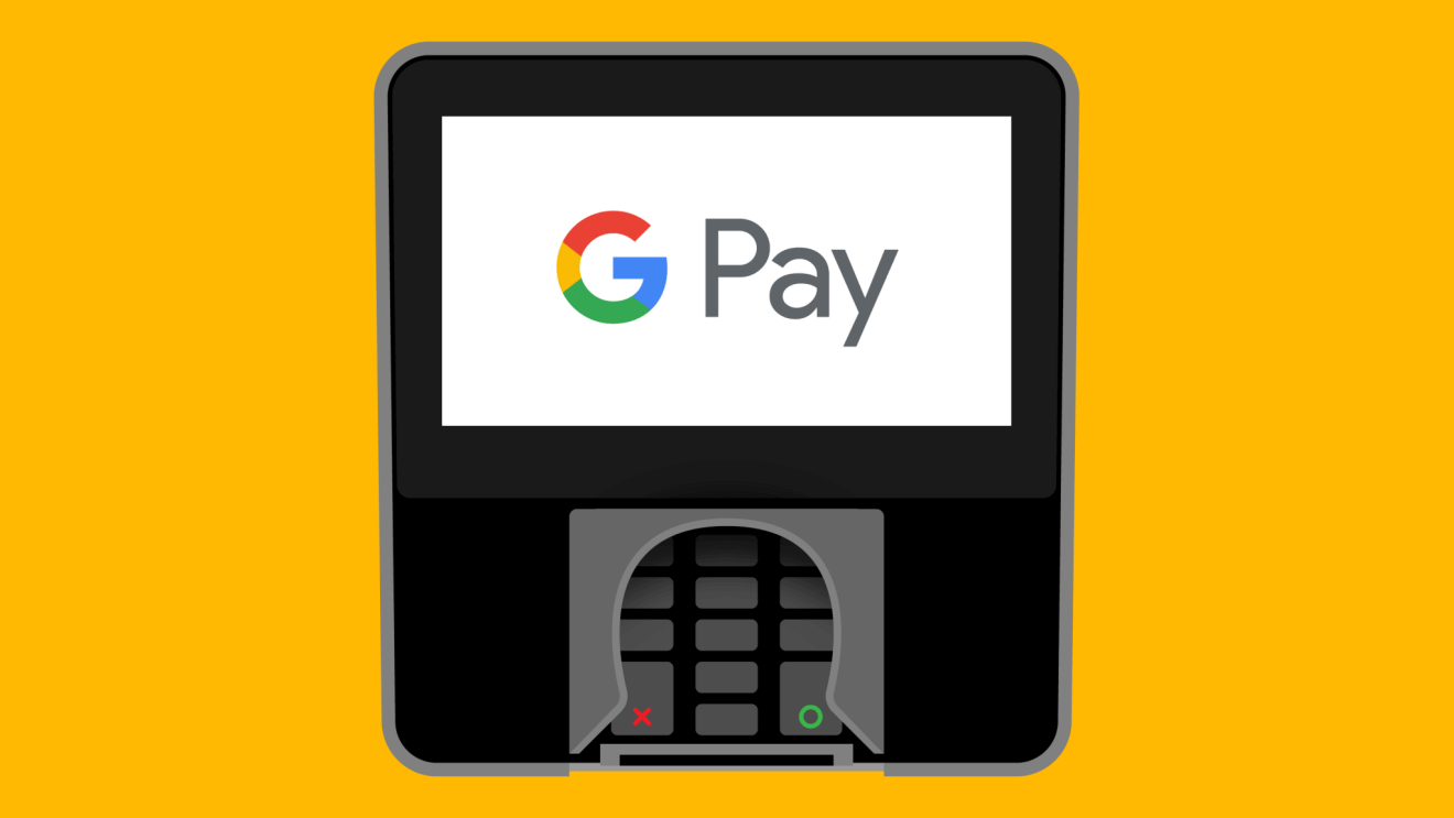 google pay card reader