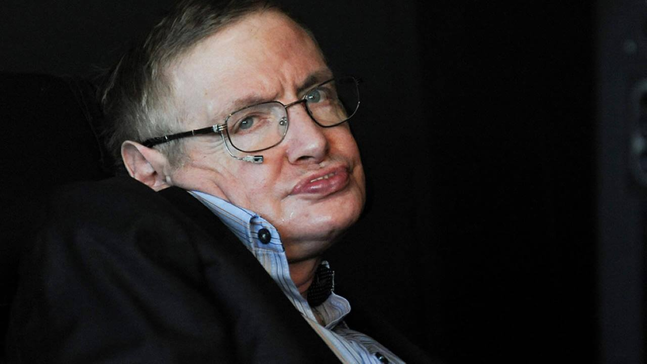 hawking steven - Famoso cientista Stephen Hawking morre aos 76 anos