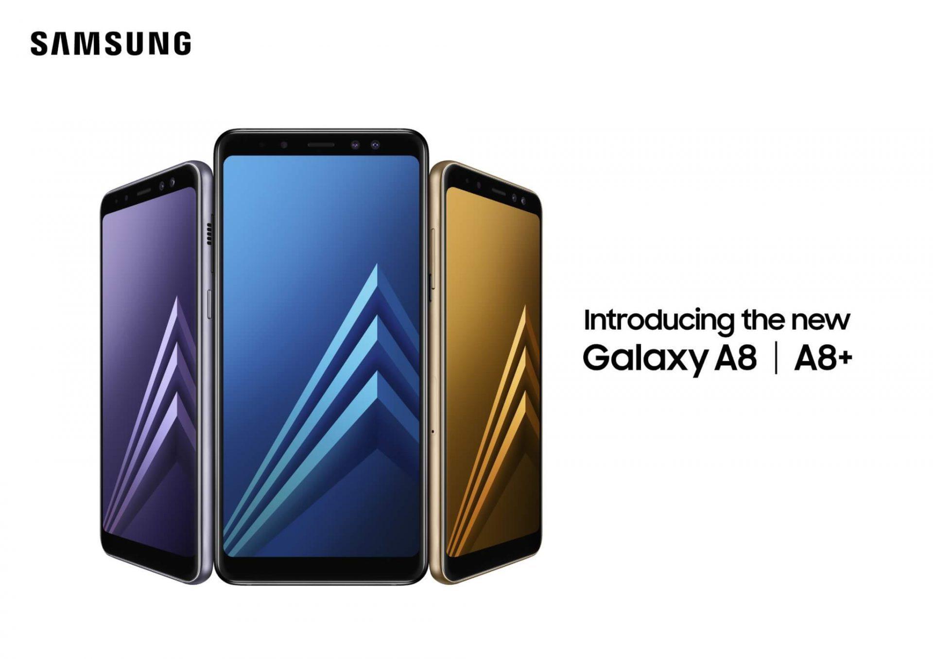 Samsung galaxy a8 e a8 podem te ajudar a alcançar uma vida mais saudável