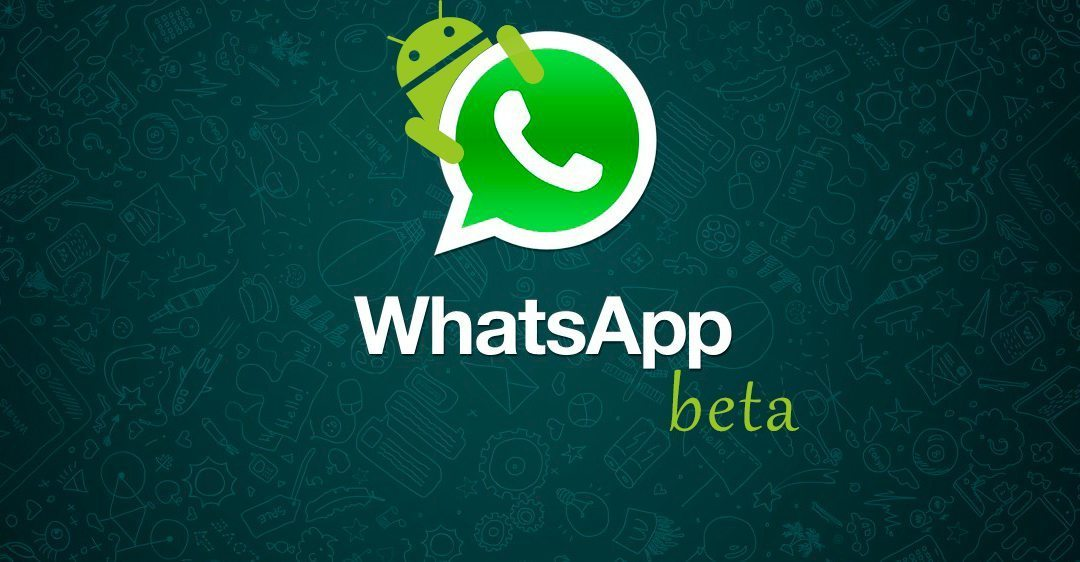 whatsapp beta android smt