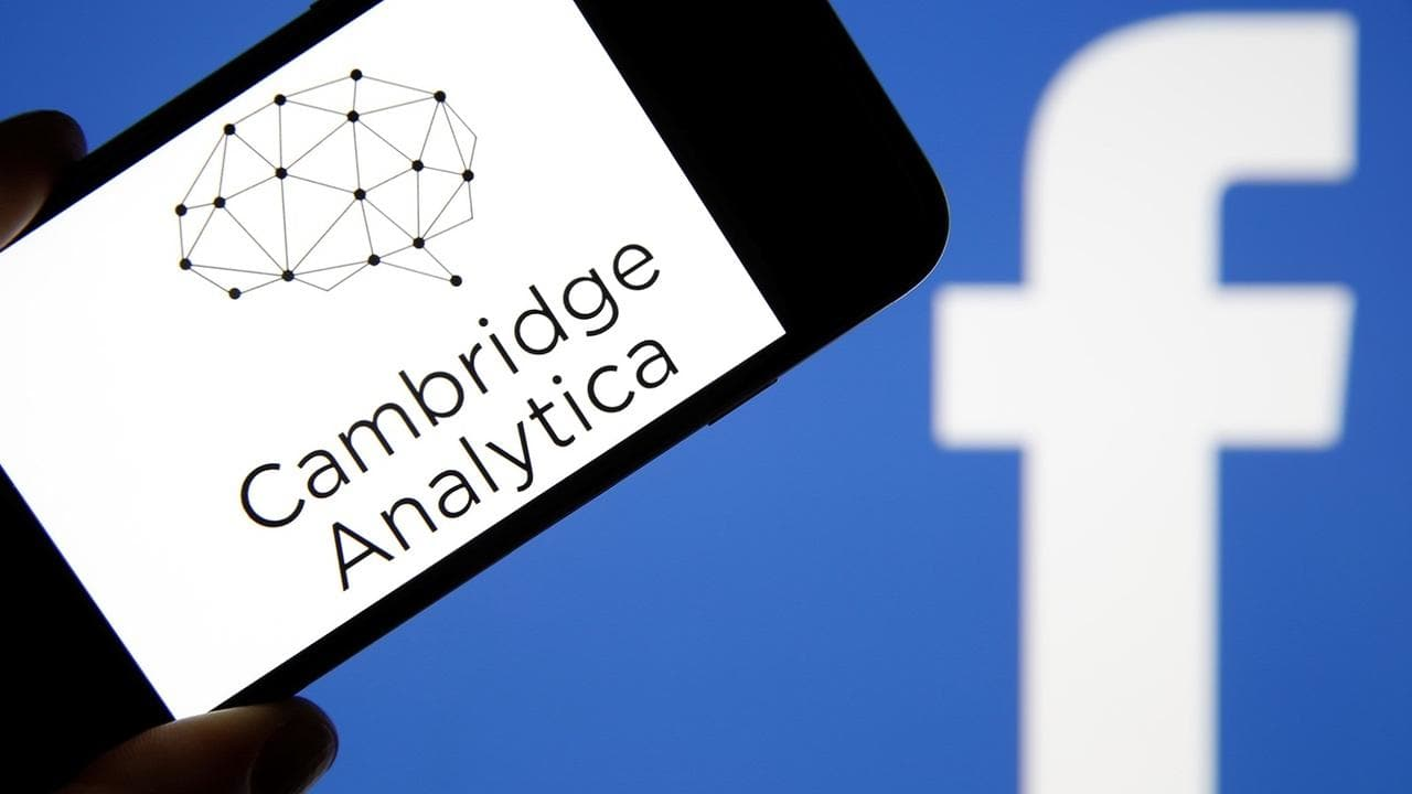 Facebook violação de dados projetual