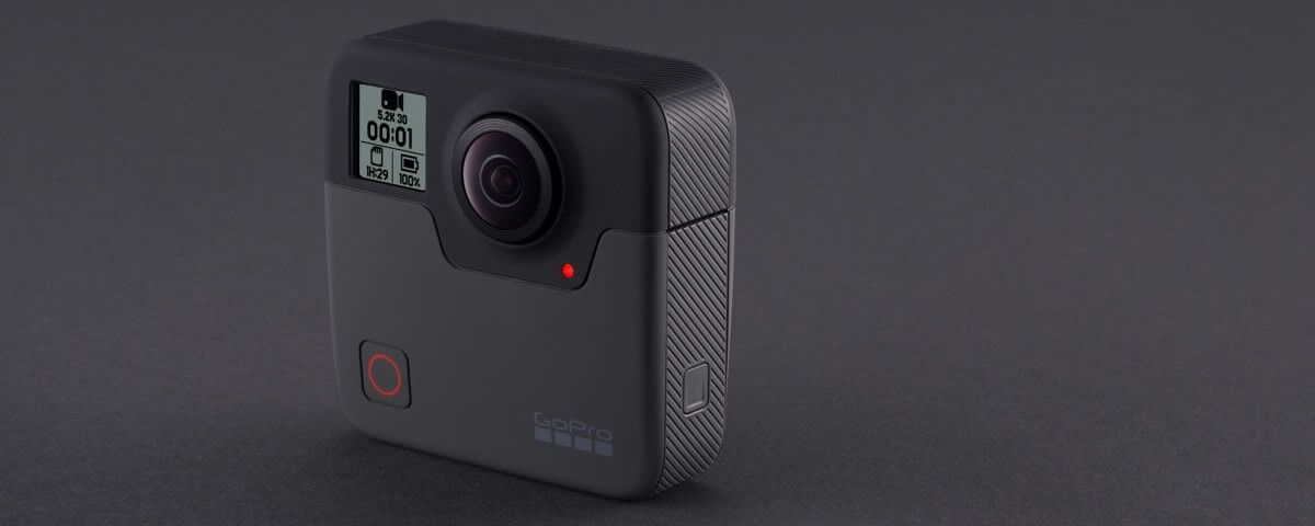 GoPro Fusion 360 2