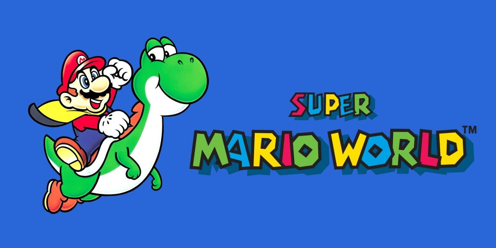 H2x1 SNES SuperMarioWorld image1600w