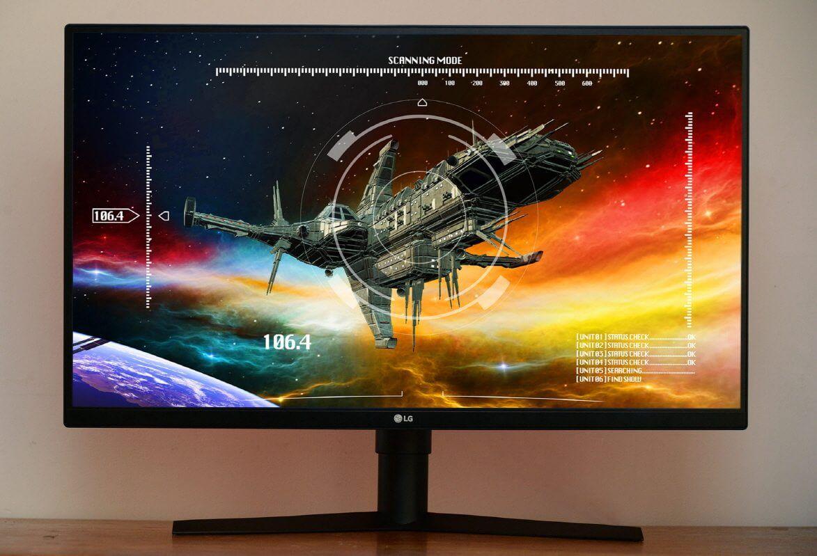 LG 32GK850G 32 inch 240Hz Gaming Monitor Revealed