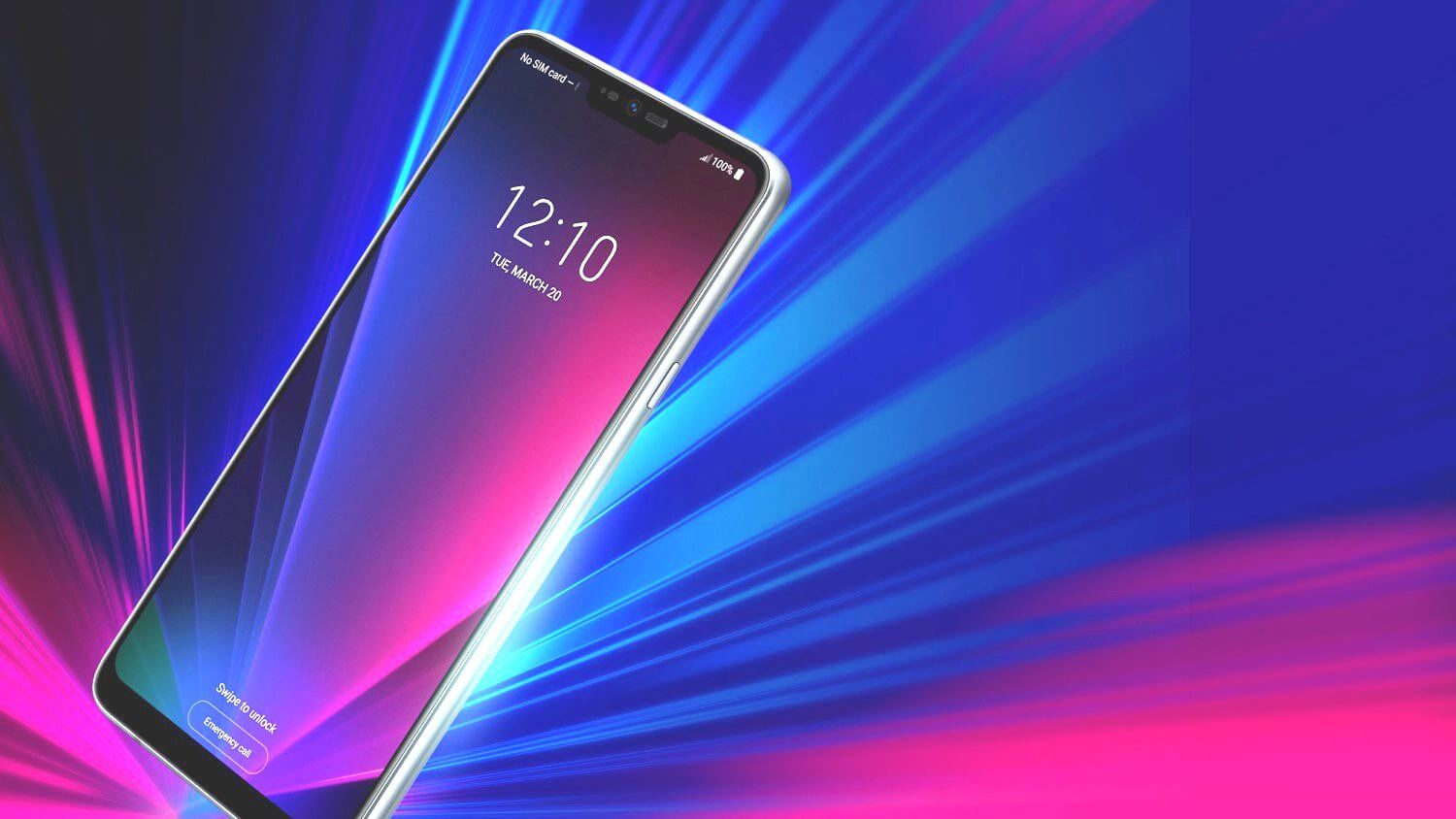 LG G7 ThinQ leak 1 - Certificação do LG G7 ThinQ na Anatel revela bateria menor do que o esperado